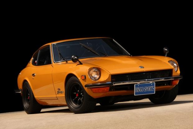 Datsun, Nissan Fairlady 240z z432