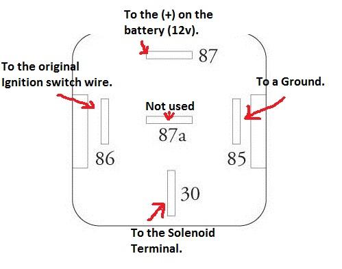 Yanmar Starter Motor Wiring Diagram likewise Headl Relay Wiring Diagram likewise Automotive Fan Relay Wiring Diagram further Nissan Quest Stereo Wiring likewise Dol Starter Wiring Diagram. on wiring diagram bosch relay