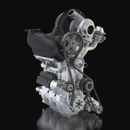 Nissan 1.5L 400hp 3 Cylinder