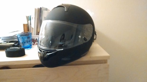 Nightrider Helmet.